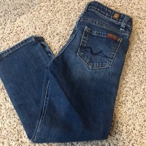 7 For All Mankind Boys Jeans